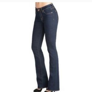 J brand pure curvy fit boot leg jeans. Size 27